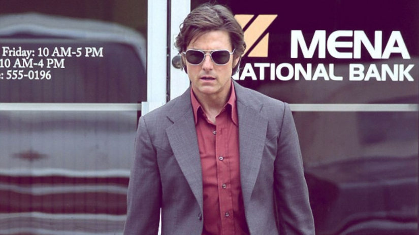 Tom Cruise as CIAs Barry Seal in Mena movie could